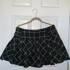 Cynthia Steffe Like New Mini Skirt